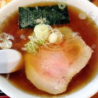 「Aセット(ラーメン 半ライス シューマイ)900円」@レストランおかだの写真