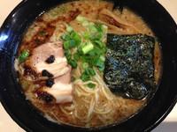 「醤油ラーメン+麺大盛無料(サービス券)」@麺屋 鶏豚の写真