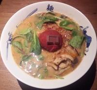 「【限定】 味噌ガーナ2014:850円」@麺屋武蔵 新宿本店の写真