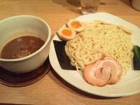 「味玉つけ麺850円」@麺屋 ぬかじの写真