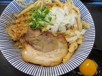 「煮干し油そば 「750円」」@大黒屋本舗 春日部店の写真