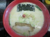 「白うま 630円」@煮豚亭 砂馬の写真