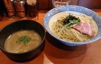 「濃厚豚骨魚介つけ麺(ゆず風味)」@麺処 ほん田の写真