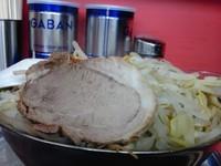 「ラーメン 700円 麺と野菜と魚粉を多め、にんにく無し」@麺でる 田園調布本店の写真