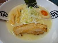 「塩鶏そば」@まる兵らーめん 前橋店の写真