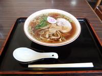「ラーメン 500円」@そば処池乃屋の写真