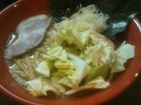 「醤油豚骨拉麺」@拉麺 阿吽の写真