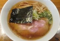 「極煮干 醤油780円」@喜元門 水戸笠原店の写真
