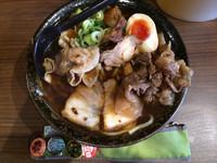 「圧倒的肉そば」@男のラーメン 麺屋わっしょいの写真
