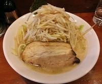 「濃厚鶏白湯塩タンメン\830」@七麺鳥の写真