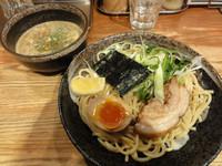 「カレーつけ麺(並225g)」@みつ星製麺所 福島本店の写真