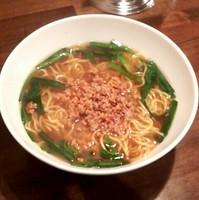 「台湾拉麺 @500円(ワンコインデー)」@麺や ハレル家の写真