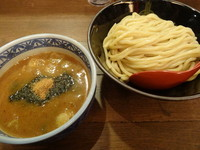 「つけ麺」@つけ麺専門店 三田製麺所 北新地店の写真