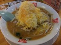 「チーズみそ +ギョーザ:サービス券」@おおぎやラーメン 松本駅前店の写真
