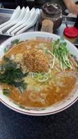 「担々麺(大)」@ラーメン 前田家の写真