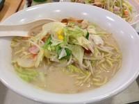 「長崎ちゃんぽん(麺2倍)」@長崎ちゃんぽん リンガーハット 島忠ホームズ 仙川店の写真