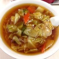 「広東麺(¥500)」@らーめん亭の写真