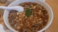 「麻婆麺(650円)」@宝珍楼の写真
