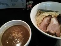 「【3/13.14限定】極煮干しつけ麺」@ニボコテの写真