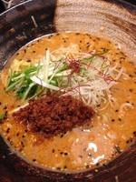 「担々麺」@四川麺条 香氣 千歳烏山店の写真