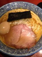 「ニボやん¥750+味玉¥100」@麺屋 一燈 ラゾーナ川崎店の写真