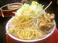 「ゴリラー麺」@ラッキー食堂 まとやの写真