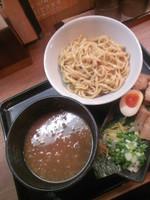 「つけ麺390円(グルーポン)通常780円」@ラーメン 十二麺坊の写真