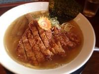 「パーコー麺(薄口醤油)」@客野製麺所の写真