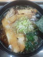 「ラーメン¥550」@東部湯の丸サービスエリア(上)の写真