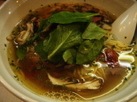 「【限定】洋風白醤油らぁ麺800円」@桜台らぁ麺 美志満の写真
