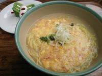 「ボイジャーセット(蟹と卵のあんかけ麺、ほか)¥1,450」@China Voyagerの写真
