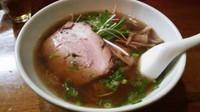 「醤油麺」@麺処 くげ麺の写真