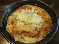 「海老香味ラーメン大盛850円」@麺や 蒼 AOIの写真