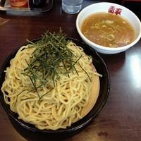 「つけ麺¥600+大盛¥100」@昌平ラーメン 成子坂店の写真