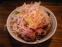 「ラーメン(豚そば)」@ラーメン 麺や亮の写真