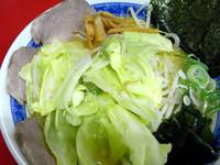 「味噌キャベツらーめん(オーダー)」@さつまっ子 下新城店の写真