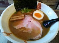 「しょうゆらぁ麺¥650」@らぁ麺 よつばの写真