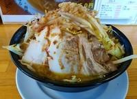 「カレーラーメン(野菜ちょい増し)¥750」@ジャンク屋 kenの写真