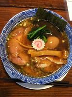 「ど生姜チャーシュー」@俺達のらー麺屋 ちょび吉の写真