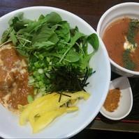 「【限定4月14日迄】ボルあえつけ 1000円」@麺や 蒼 AOIの写真