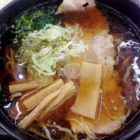 「ラーメンセット 820円」@東部湯の丸サービスエリア(上)の写真
