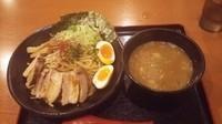 「特製濃厚力つけ麺」@麺屋 力の写真