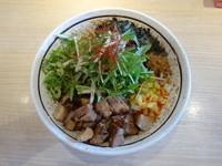 「塩麻辣麺のまぜversion」@麺屋 はなび 桑名店の写真