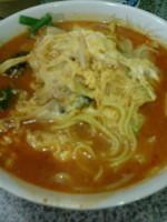 「坦々麺(四川醤油味」@めんめんの写真