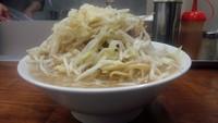 「太醤油(ヤサイ・アブラ少なめ、味薄め.ニンニク)」@凛 大井町店の写真