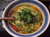 「担々麺」@餃子荘 紅蜥蜴の写真