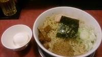 「油そば690円」@自家製太打麺 せい拉の写真
