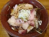 「直火チャーシュー麺780円」@喜元門 水戸笠原店の写真