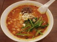「重慶豌雑麺」@四川料理 京華樓 市場通り店の写真