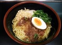 「駅そば¥470」@新大阪下りグル麺の写真